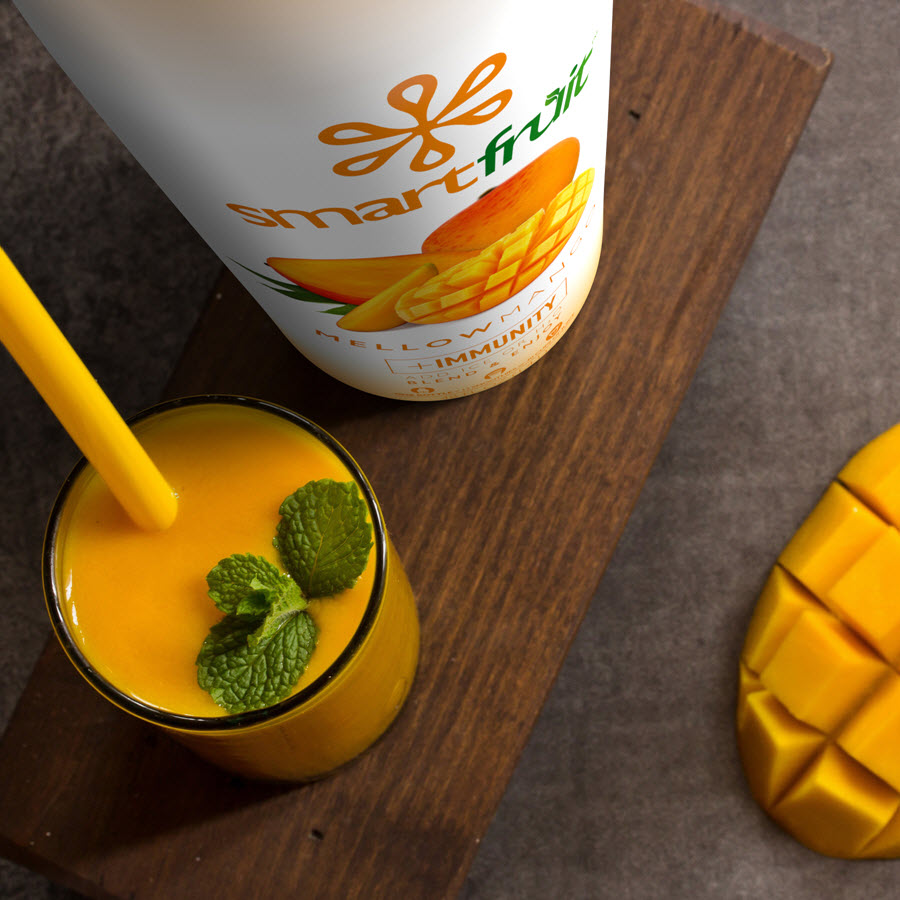 Mango is One of the Most Popular Fruits in the World - But How Good is Your Mango Smoothie Mix?